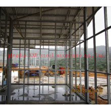 Light Steel Structure Villa Home Frame