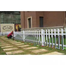 Gaden se utiliza en el MID de la valla del jardín del camino