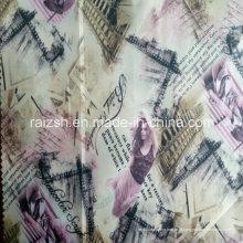 Cheap tafetá com alta qualidade para vestuário forro tecido