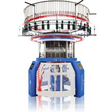 Compuerized Double Jacquard Transfer Rib&Auto Stripper Machine