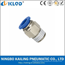 Zhejiang Ningbo Manufactory Quick Connect Pneumatic Fitting
