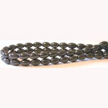Hematite Rice Beads 5X8MM,Grade A&40CM