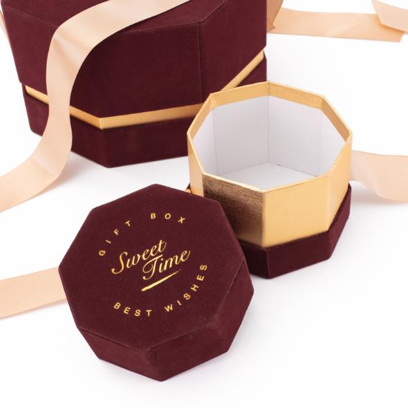 Gift Box With Velvet