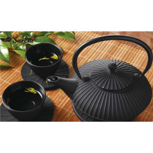 2017 Happy Sales Cast Iron Tea Pot Tea Set
