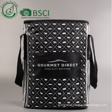 Outdoor 420D PVC lunch Cooler Bag with custom logo