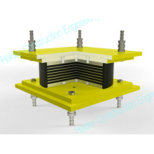 Seismic Isolator, Base Isolator for Bridge Construction
