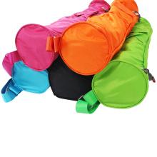 Yugland Wholesale Eco Sale Canvas Eco-friendly Sling Yoga Mat Sac Tote Travel Carry Matt Holder Bag with Pocket For 6 8 10mm Mat