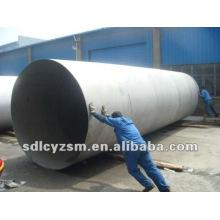 Tubería de conducto de acero galvanizado