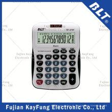Calculadora de área de trabalho de 12 dígitos para escritório (BT-278T)