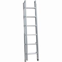Алюминиевая комбинированная выдвижная лестница из 3 секций 3 * 8 шагов