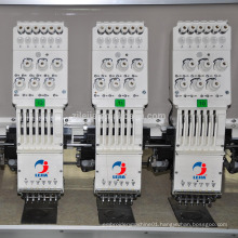 Multi-heads high speed embroidery machine for sell