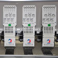 Multi-cabezas máquina de bordado de alta velocidad para la venta