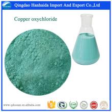 Vente chaude de haute qualité 50% 77% WP 95% TC oxychlorure de cuivre fongicide 1332-40-7 avec un prix raisonnable et une livraison rapide !!