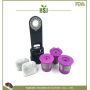 Charcoal filter Cartridges Starter Kit Combo K-cup