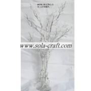 Zilveren Crystal tabel boom Centerpieces bruiloft voor het Decor van Kerstmis