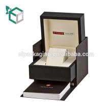 Boîtier de présentation ronde fournisseur boîte cadeau en papier