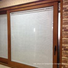 Super septiembre Compra puerta de vidrio irrompible Puerta de baño de partición interior con vidrio esmerilado