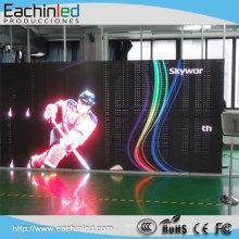 Écran d'affichage à LED de moulage en matrice mince superbe 2014 d'intérieur de nouvelles inventions P4 P5 P6