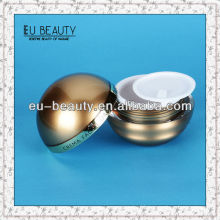 Round 50g acrylic cream ball shape cream jar