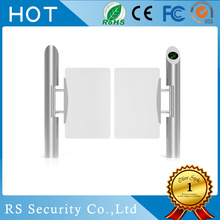 Automatic Swing Barrier Gate Supermarket Entrance Turnstile