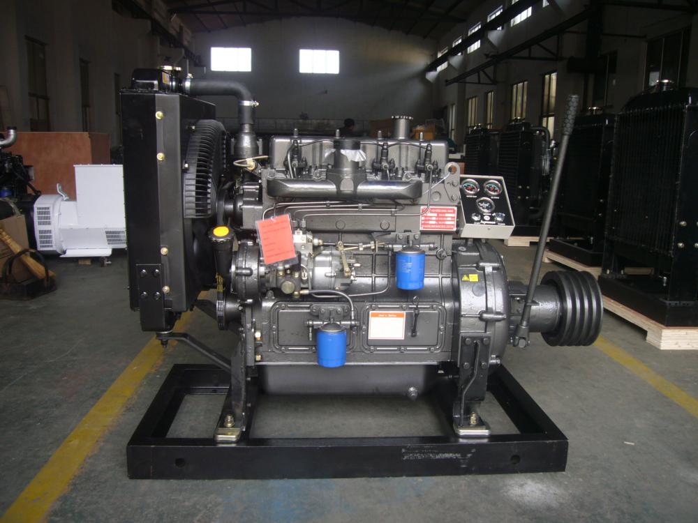 88HP Turbocharged Engine with Clutch