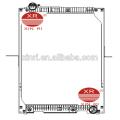 Brazing aluminum tube radiator for mercedes truck 6525014701