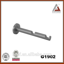 curtain angle bracket for curtain hardware