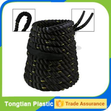 Cuerda de potencia Battle de 2 pulgadas con cubierta de nylon