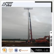 25M Single Face High Mast Beleuchtung Pole