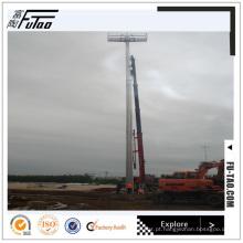 Pólo de iluminação de 25 m de mastro alto