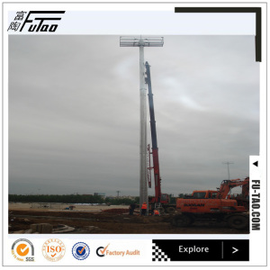 40M Outdoor High Mast Lighting Post
