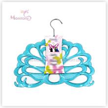 PP пластичный Павлин-образный вешалка для одежды (31*31см)