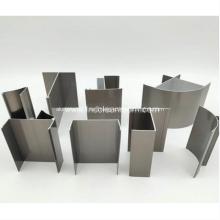 Perfiles de aluminio para laboratorios de salas blancas