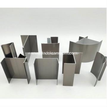 Алюминиевые профили для лабораторий чистых помещений