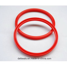 Polyurethane CNC Machined Lip Seal