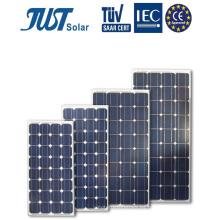 Paneles de control solar de alta potencia de 140 vatios mono para promoción