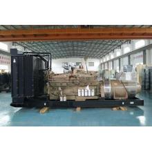 1000kVA Water Cooling AC 3 Phase Diesel Cummins Soundproof Generator