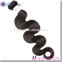 Large Stocks Trade Assurance No Tangle No Shedding 5A Human Virgin Peruvian Hair Extension