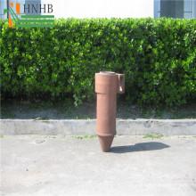 Filtro del separador de polvo del ciclón de cerámica del fabricante de China