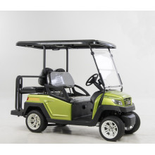 2017 novo design 4 seater carrinho de compras de golfe elétrico