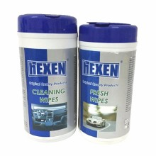 Multi-purpose Cleaning Auto Tissues Soft Car Wet Wipes