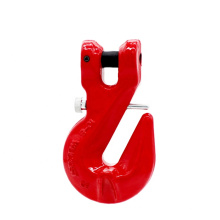 special type clevis crook hook with safety pin can be customized