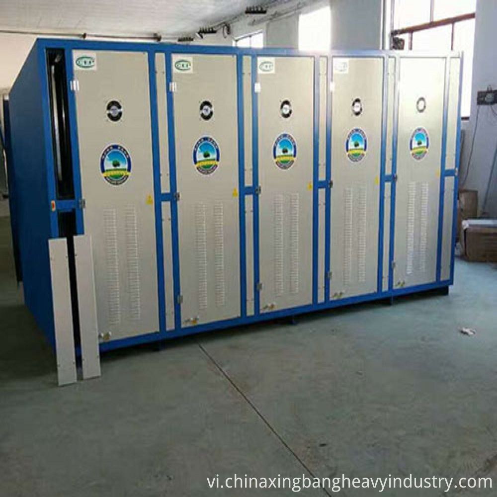 oxygen Exhaust Gas Treatment equipment