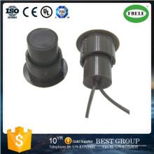 Contacts magnétiques montés enfoncés Contact magnétique de porte en acier de contact magnétique (FBELE)