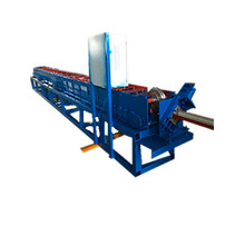 DX Galvanized steel shutter door roll forming machine