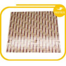 Nueva 2017 de encargo de la tela de la fábrica de la ropa de algodón de la impresión de la fábrica de la tela al por mayor africana 100 telas del teñido