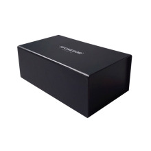 Aangepaste Blue Long Magnetic Shoes Gift Box