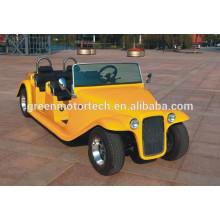 2 Sitze Klassischer Elektro-Golfwagen für Golfplätze