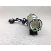 Cree xm-l u2 levou bicicleta bicicleta luz lanterna recarregável 1000LM 1x Cree xml t6 levou luzes de bicicleta