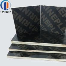 HIYI 15mm dynea film faced plywood for formwork